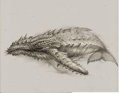 ArtStation is the leading showcase platform for games, film, media & entertainment artists. Creatures 3, Fantasy Creatures, Mythical Creatures, Fantasy Races, Creature Concept, Sea Monsters, Fantasy Illustration, Dragon Art, Sci Fi Art