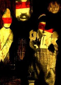 1-Toulouse Lautrec x Cris Acqua. Pintura Mixta Collage. http://www.crisacqua.com