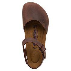 Birkenstock Messina Soft Footbed Habana Oiled Leather
