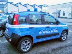 2015 Fiat Panda 3 - Polizia - Italie