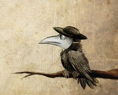 Doctor Beak by Skia
