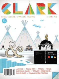 Clark Magazine 25 -