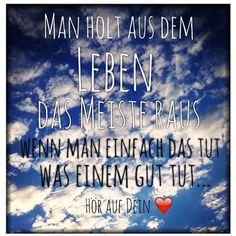 #tu #einfach #das #was #dir #gut #tut #leben #menschen #liebe #gedanken #mein #weg #dein #weg #ziele #herbst #sunday #chillimilli #bald