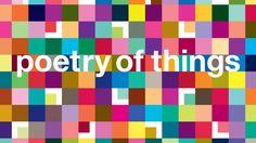 366 kleurrijke gedichten over alledaagse dingen willen een boek worden. help je ook mee?