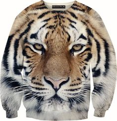 Tiger - Sweatshirt from Smooooth Clothing