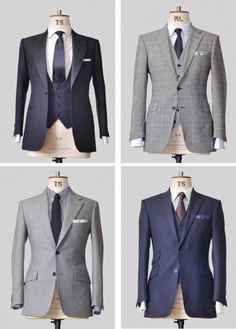 Thom Sweeney suits!