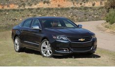2014 Impala Takes Home Top Safety Pick by IIHS