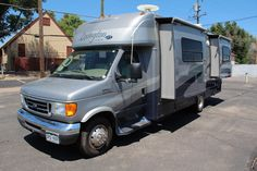 Check out this 2006 Forest River LEXINGTON GTS 255DS listing in Greeley, CO 80631 on RVtrader.com. It is a Class B and is for sale at $37668.