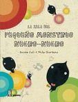 La isla del pequeño monstruo negro-negro – Davide Cali y Philip Giordano