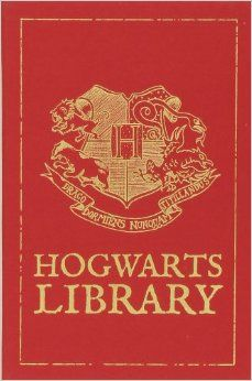 Hogwarts Library Box Set: Quidditch Through the Ages, Fantastic Beasts and Tales of Beedle the Bard.