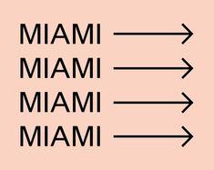 Miami exhibition identity and catalogue by Stéfanie Vermeersch #InspoFinds