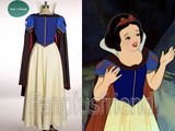 Disney Snow White and the Seven Dwarfs Cosplay, Snow White Costume (C00213)