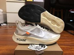 goVerify Genuine Seller <23_Sneakerheadz> One of our favorite sellers on eBay. For Sale: Nike Off-White Zoom Fly. Off White, Nike, Sneakers, Ebay, Shoes, Color, Fashion, Tennis, Moda