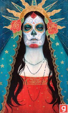 Dia de los Muertos-This festival's on my bucket list
