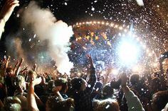 Roskilde Festival:One of the original large-scale music fests in Europe…
