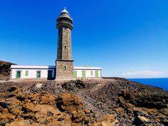 Faro de Orquilla (Isla de El Hierro)
