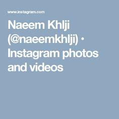 Naeem Khlji (@naeemkhlji) • Instagram photos and videos