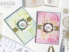 Card with Stampin Up! Eastern Elegance. Karte mit Stampin Up! Produktpaket: Orientpalast