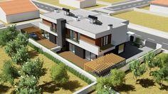 Moradia Bifamiliar SRS | PACHECOSANTOS Arquitectos