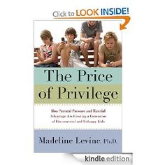 "Reading this now, enjoying it even though I don't have enough money for my kids to be ""privileged""."