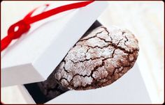 Christmas Crackle Cookies - Traeger Grill Recipes