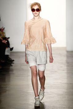 Alexandre Herchcovitch Fall 2014 Ready-to-Wear Fashion Show