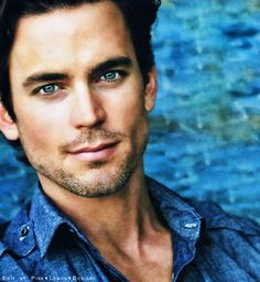 Blue eyed Bomer....can't wait for Magic Mike...