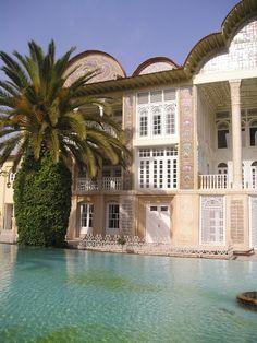 Eram Garden- Shiraz, Iran