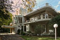 Burnham Beeches - Art Deco