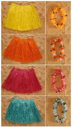 hawaii costume ideas for halloween | Home > Hawaiian Fancy Dress > Hawaiian Grass Skirts > Hawaiian Set