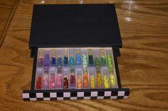 Tictac bead box