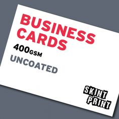 Buy some 400gsm matt laminated business cards off us money saving buy some 400gsm uncoated offset business cards off us colourmoves