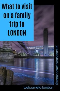 Planning a visit to London with kids? Our handy guide will give you 10 things to do that are perfect for all the family! London Attractions For Kids, Beautiful Places To Visit, Places To See, London Activities, London With Kids, London Today, Things To Do In London, Next Holiday, Tower Of London