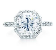 engagement ring via simply diamonds