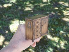Teddy unit made from cherry wood by Lynn Jowers. https://www.etsy.com/shop/LynnJowers?ref=pr_shop_more