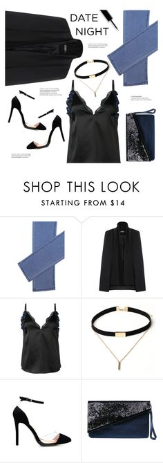 """""""#datenight"""" by meyli-meyli ❤ liked on Polyvore featuring 3.1 Phillip Lim, Miss KG, NYFW, DateNight, yoins, yoinscollection and loveyoins"""