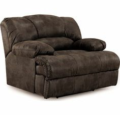 Indoor oversized chaise lounge bandit pad over chaise 2 for Catnapper jackpot reclining chaise 3989