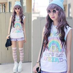 ♥ ロリータ, sweet lolita, fairy kei, decora, lolita, loli, gothic lolita, pastel goth, victorian, rococo ♥