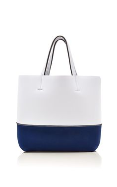 Shop Large Neoprene Beach Bag by Leghila Now Available on Moda Operandi