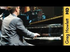 FREE CD: http://www.facebook.com/greghowlettpiano Get 10 of Greg's top songs by instant download.    Greg Howlett is a Christian concert pianist with five CDs recorded.  He also has a live concert recorded for TV that is currently showing on TV networks around the world.    Greg also has a passion for helping church pianists.  He has a blog dedicate...