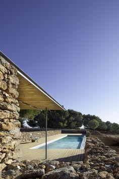 Galería - Arquitectura y Paisaje: Piscina en Formentera por Marià Castelló Martínez - 28