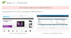 How to install OpenCart #OpenCart #install #Ecommerce #Themes #Module