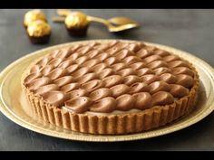 Torta senza cottura Ferrero Rocher - YouTube
