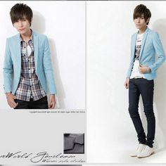 Asian/Size  Chest(CM)  Length(CM)  Shoulder(CM)  Sleeve(CM)    Asian : M  92CM  64CM  42CM  63CM    Asian : L  96CM  66CM  43CM  64CM    Asian : XL  100CM  68CM...  http://www.nboempire.com/products/2016-fashion-party-mens-slim-fit-cotton-blazer-suit-jacket-black-blue-beige-plus-size-m-3xl-maleblazers-mens-coat-wedding-dress/  #shopping #onlineshop #barga