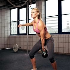 Is your kettlebell expertise a sign that you're obsessed with CrossFit? Find out here: http://www.womenshealthmag.com/fitness/signs-you-do-crossfit?cm_mmc=Pinterest-_-WomensHealth-_-content-fitness-_-signsyoudocrossfit #fitspiration #fitness #workout