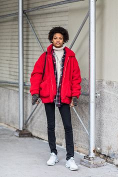 Theresa Hayes à la Fashion Week de New York automne-hiver 2018-2019