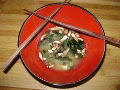 Fergie's Bites: Miso Soup... from Scratch