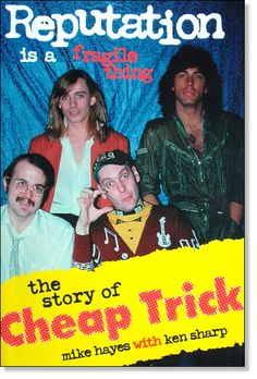 Cheap Trick Biography