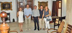 Finalizan las obras de reforma del casal de Can Llobera, próxima sede de la biblioteca municipal. Diario de Mallorca 22/07/2014