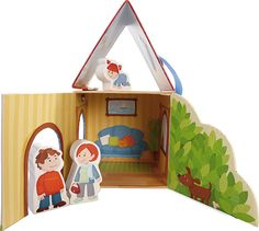 Planet+Play+Cube+-+My+Little+House+by+HABA+-+$23.95